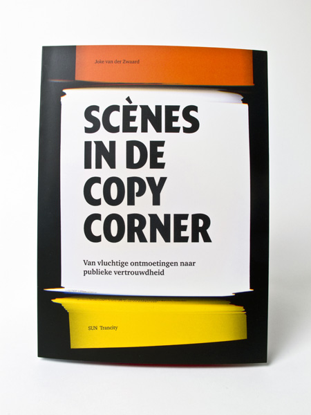 Scènes in de Copy Corner