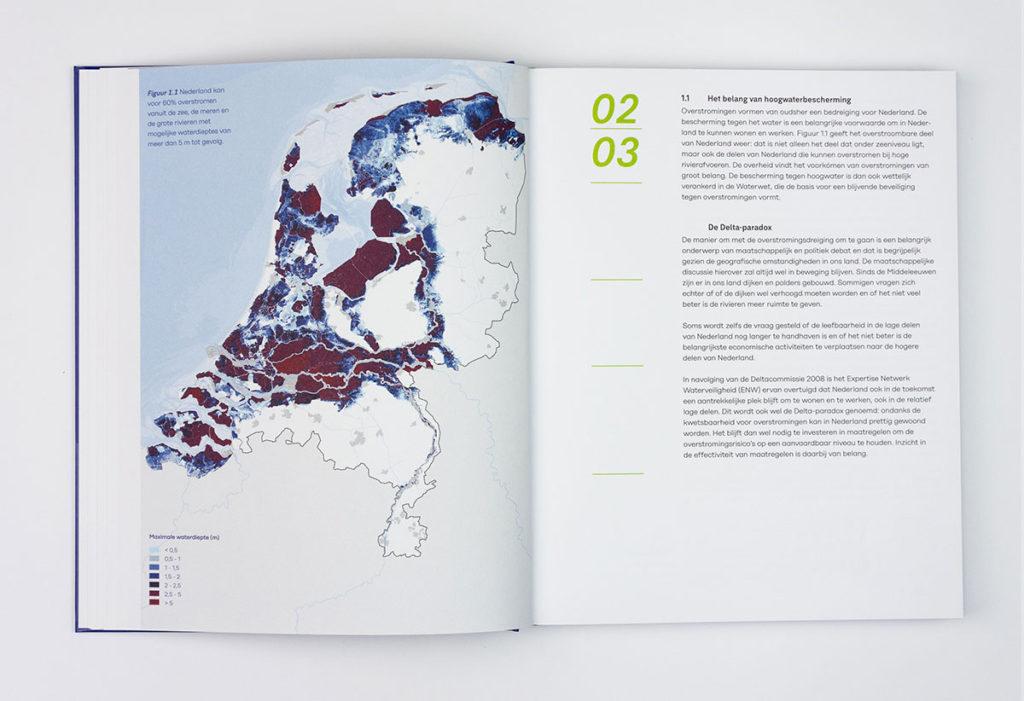 Grondslagen voor Hoogwaterbescherming